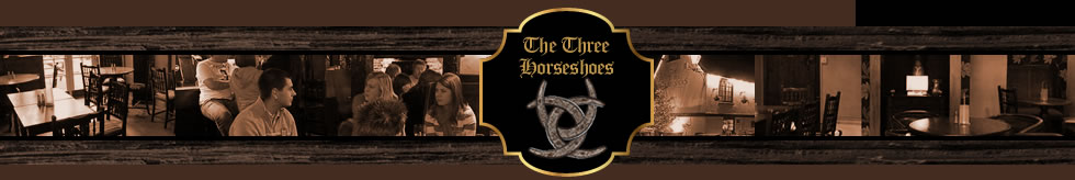 Thanks for visiting The Three Horseshoes
