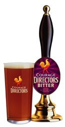 Courage Directors Bitter( ABV 4.8%)